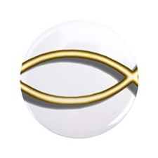 """Cute Orthodox 3.5"""" Button (100 pack)"""