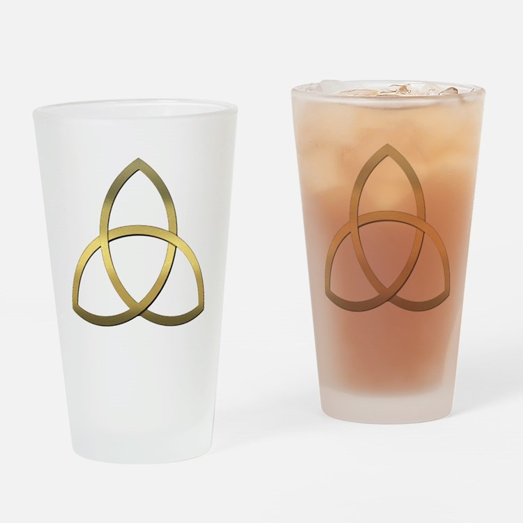 Trinity Drinking Glass