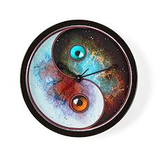 Cosmic Tao Wall Clock