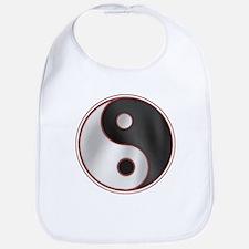 Classic Yin-Yang Bib