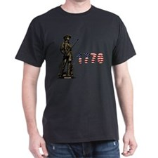 1776 Minuteman T-Shirt