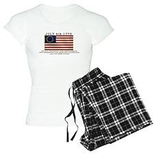 July 4th Flag Pajamas