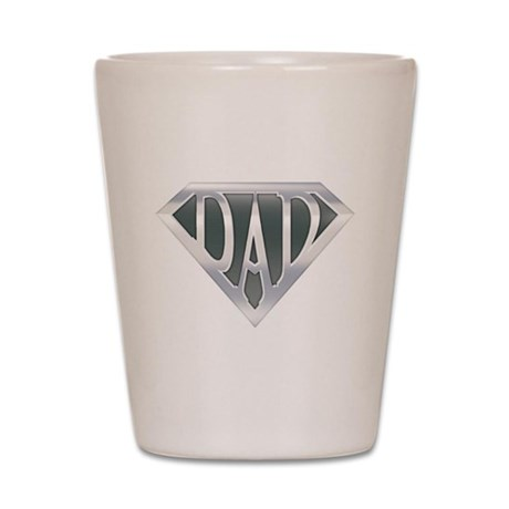 Super Dad Shot Glass