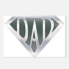 Super Dad Postcards (Package of 8)
