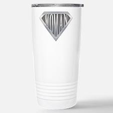 Super Woman Stainless Steel Travel Mug