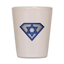 Super Israeli/Jew Shot Glass