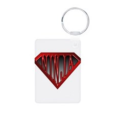 Super Ninja(Red) Keychains