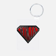Super Ninja(Black) Keychains