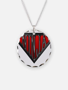 Super Ninja(Black) Necklace