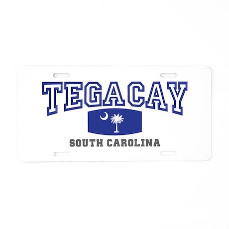 Tega Cay South Carolina, Palmetto State Flag Alumi