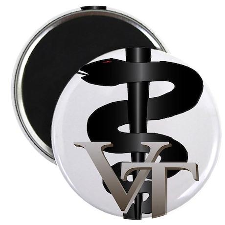 """Veterinary Tech 2.25"""" Magnet (100 pack)"""