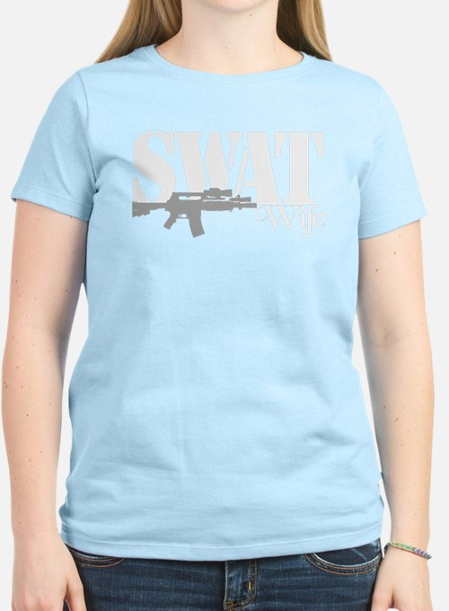 swatwife1dark T-Shirt