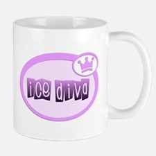 Ice Diva Purple Mug