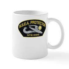 NSEA Cap Patch Mug