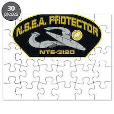 NSEA Cap Patch Puzzle