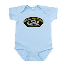 NSEA Cap Patch Infant Bodysuit