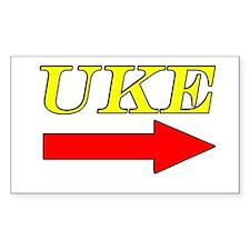 Uke Decal