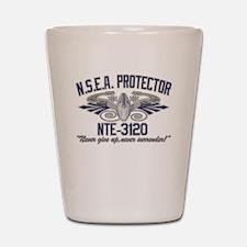 NSEA Protector Crew Shot Glass