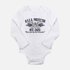 NSEA Protector Crew Long Sleeve Infant Bodysuit
