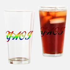 Yaoi3 Drinking Glass