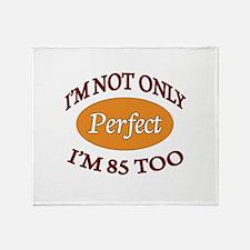 Teenage Throw Blanket