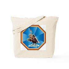 Knight Templar Tote Bag