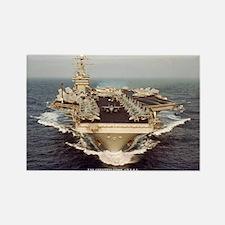 USS CONSTELLATION Rectangle Magnet