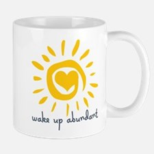 Wake Up Abundant Mug