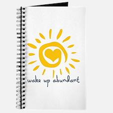 Wake Up Abundant Journal