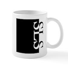 SLS Typography Mug