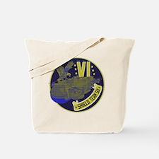 Shield Team Six Tote Bag