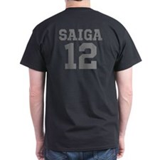 grey saiga T-Shirt