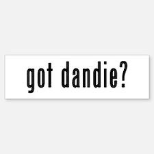 GOT DANDIE Sticker (Bumper)