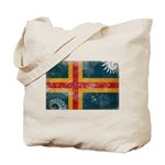 Aland Flag Tote Bag