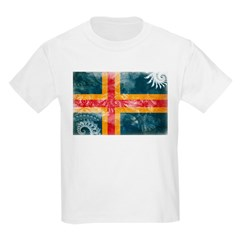 Aland Flag T-Shirt