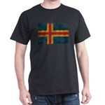 Aland Flag Dark T-Shirt