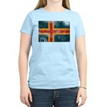 Aland Flag Women's Light T-Shirt