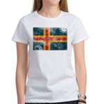 Aland Flag Women's T-Shirt