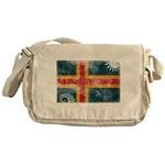 Aland Flag Messenger Bag
