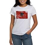Albania Flag Women's T-Shirt