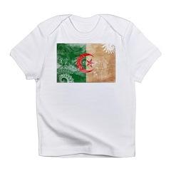 Algeria Flag Infant T-Shirt