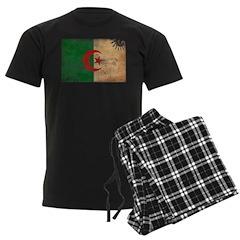 Algeria Flag Pajamas