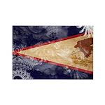 American Samoa Flag Rectangle Magnet (10 pack)