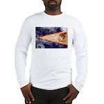 American Samoa Flag Long Sleeve T-Shirt