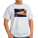 American Samoa Flag Light T-Shirt