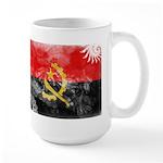 Angola Flag Large Mug