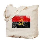 Angola Flag Tote Bag