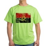 Angola Flag Green T-Shirt