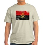 Angola Flag Light T-Shirt