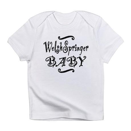 Welsh Springer BABY Infant T-Shirt